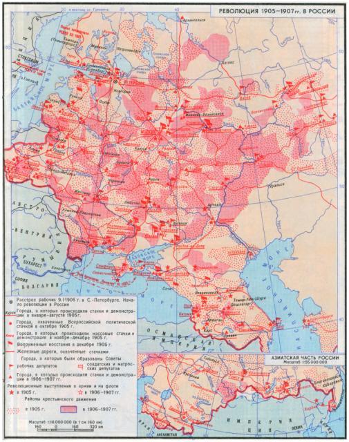 Революция 1905-1907 гг.