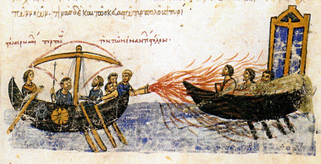 Greekfire